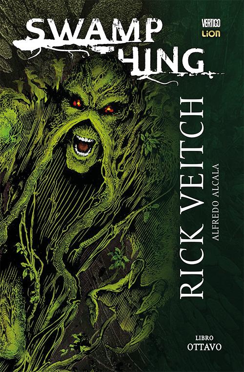 Swamp Thing vol. 8