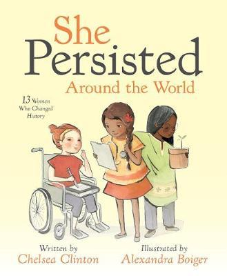 She Persisted Around...