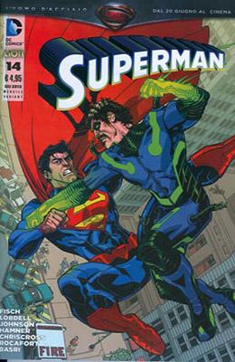 Superman #14 Variant