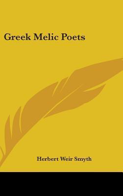 Greek Melic Poets