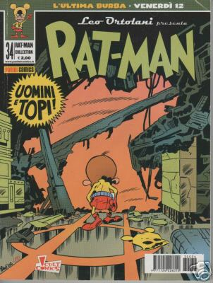 Rat-Man Collection n.34