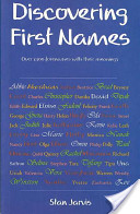 Discovering First Names