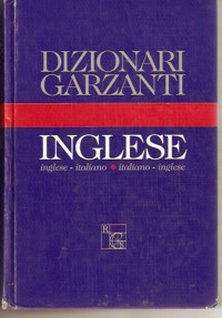 Dizionario Garzanti di inglese