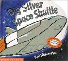 Big Silver Space Shuttle