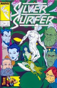 Silver Surfer n. 6 (...