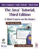 The Java Tutorial
