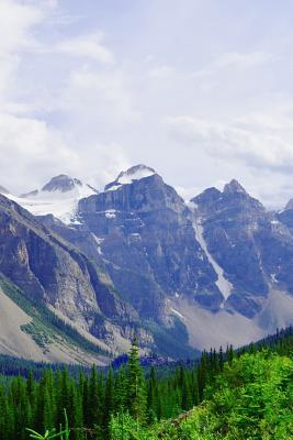Canadian Mountains J...