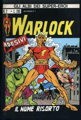 Gli Albi dei Super-Eroi n. 2