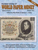 Standard catalog of world paper money. 2. General issues, 1368 - 1960