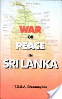 War Or Peace in Sri Lanka