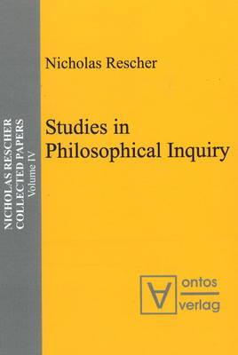 Nicholas Rescher Collected Papers