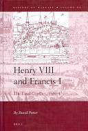 Henry VIII and Francis I