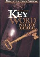 The Hebrew-Greek Key Study Bible/New International Version/Genuine Burgundy Leather