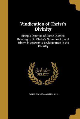 VINDICATION OF CHRIS...