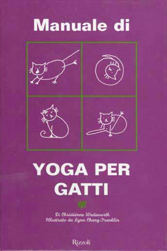 Yoga per gatti