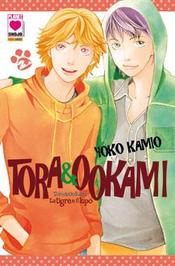 Tora & Ookami vol. 2