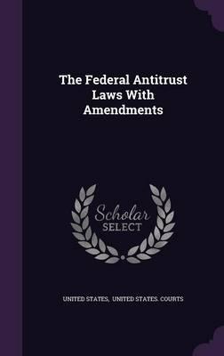 The Federal Antitrus...