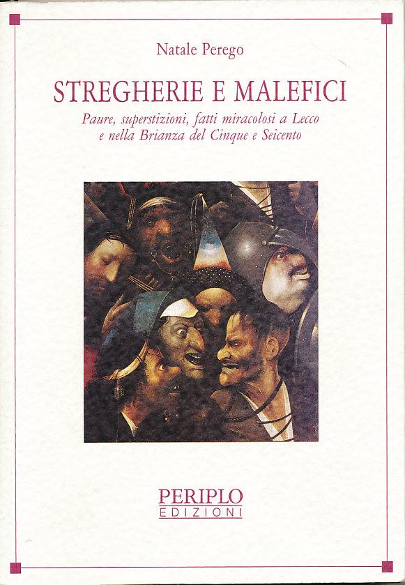 STREGHERIE E MALEFICI