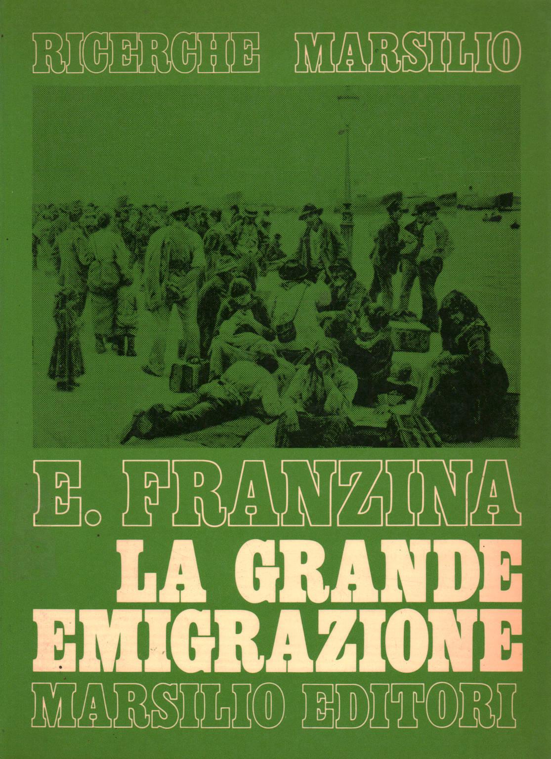 La grande emigrazione