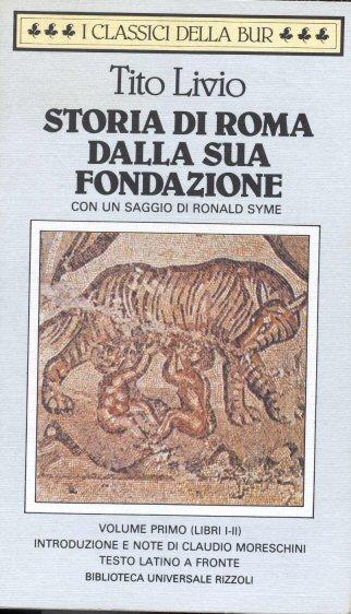 Storia di Roma dalla...