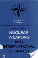 Nuclear Weapons and International Behavior