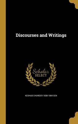 DISCOURSES & WRITINGS
