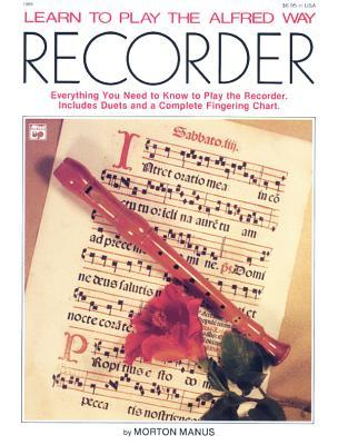Learn to Play the Alfred Way Recorder