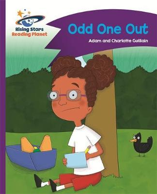 Reading Planet - Odd One Out - Purple