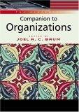 Blackwell Companion to Organizations