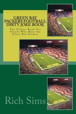 Green Bay Packers Football Dirty Joke Book