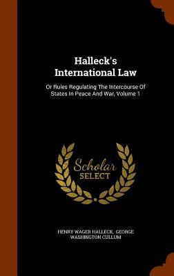 Halleck's Internatio...