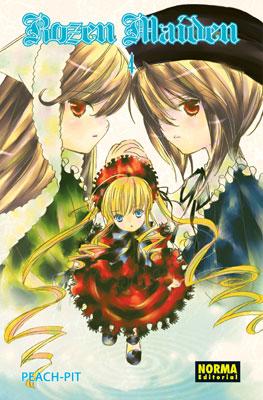 Rozen Maiden #4 (de ...