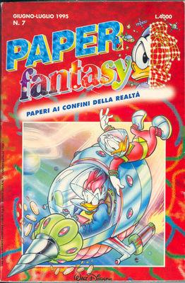 Paper Fantasy n. 7