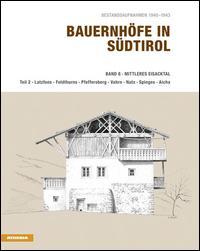 Bauernhöfe in Südtirol. Ediz. illustrata