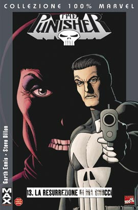 The Punisher Max vol. 13