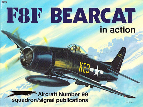 F8F Bearcat in Action - Aircraft No. 99
