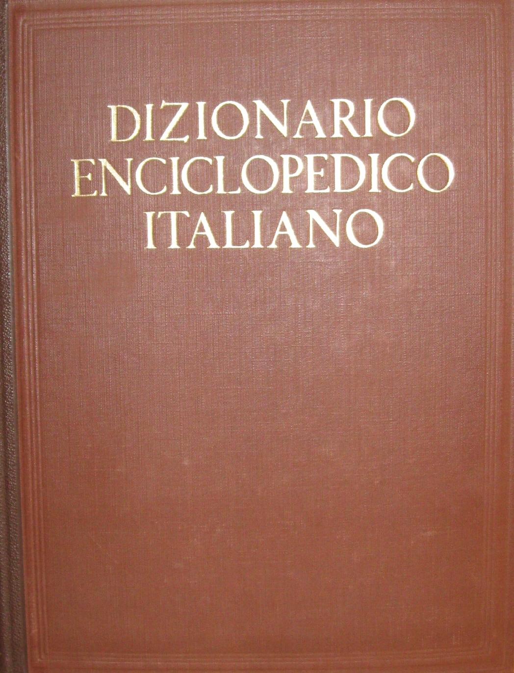 Dizionario enciclopedico italiano - Vol. 11