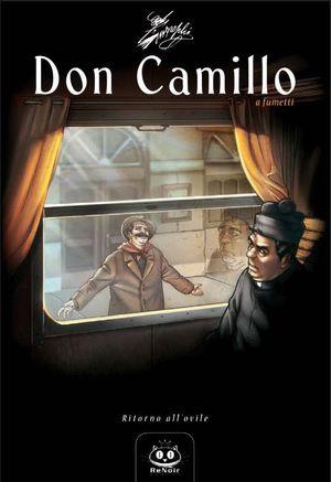 Don Camillo a fumetti vol. 2