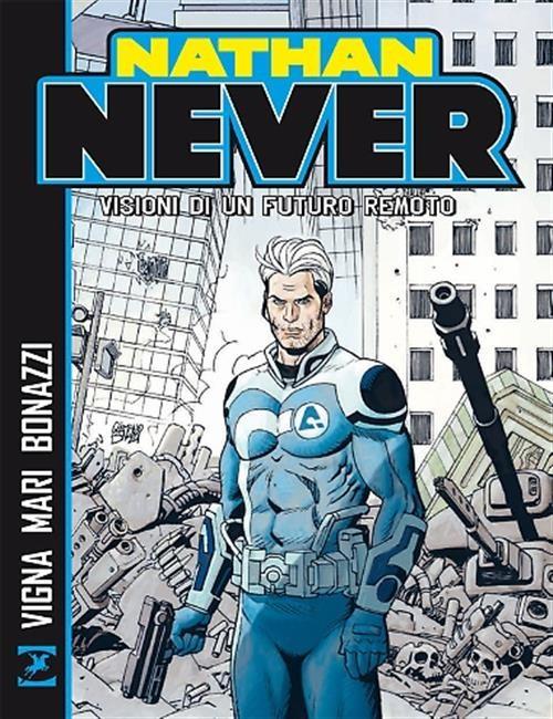 Nathan Never: Visioni di un futuro remoto