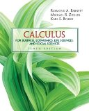 Calculus for Busines...