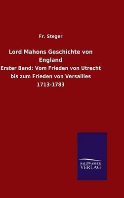 Lord Mahons Geschichte von England