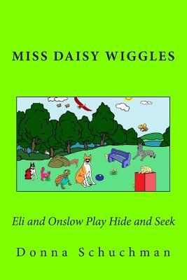 Eli and Onslow Play Hide and Seek