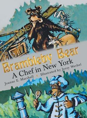 Brambleby Bear