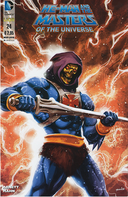 He-Man and the Masters of the Universe #24