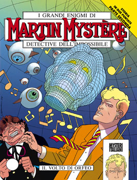 Martin Mystère n. 161