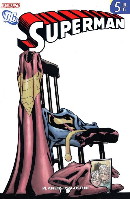 Superman Universo DC...