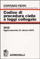 Codice civile e leggi collegate 1999-2000