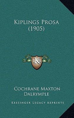 Kiplings Prosa (1905)