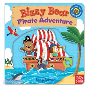 Bizzy Bear: Pirate A...