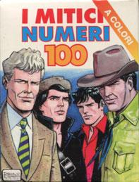 I mitici numeri 100
